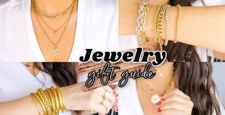 GIFT GUIDE for HER 2020 JEWELRY