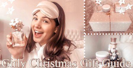 Girly Christmas Gift Guide 20 Christmas Gift Ideas For