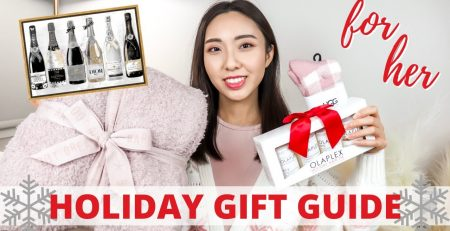 HOLIDAY GIFT GUIDE FOR HER Luxury Gift Ideas at