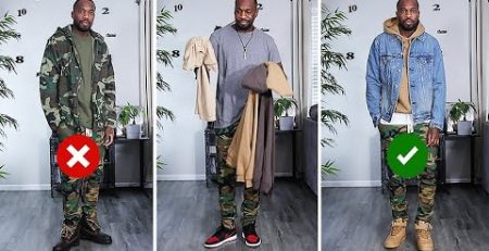 HOW TO STYLE CAMO Men39s Fashion Tips Outfit