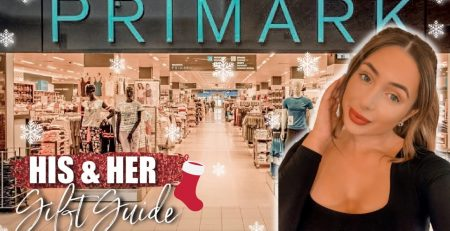 HUGE PRIMARK CHRISTMAS GIFT GUIDE 2020 HIS amp HER