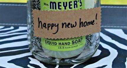 Housewarming Gift Ideas First Home Baskets DIY Home Decor