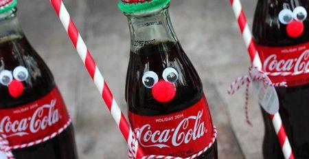 How to Make Coca Cola Bottle Reindeer Popsicle Blog