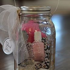 I heart Mason Jars OR 1001 Mason Jar Projects