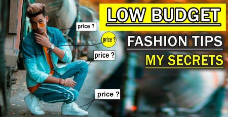 Low budget fashion tips for students Sayan