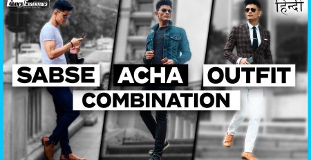 SABSE ACHA SHIRT and PANT COMBINATION for Indian Men