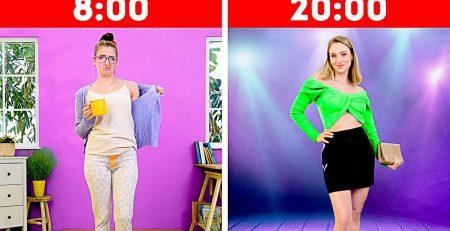 SECRET BEAUTY HACKS FOR GIRLS Fashion Tips And Makeup