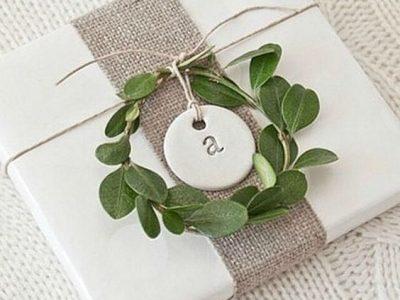 Simple DIY Christmas Gift Tag Ideas Beneath My Heart