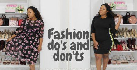 Styling tips for big girls CurvyPlus size fashion do39s