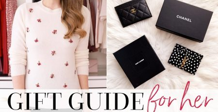THE AFFORDABLE LUXURY GIFT GUIDE FOR HER AD