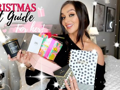 ULTIMATE CHRISTMAS GIFT GUIDE FOR HER 2019 ALL BUDGET