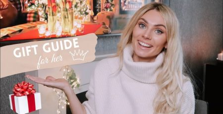 ULTIMATE CHRISTMAS GIFT GUIDE FOR HER 2020 BUDGET AND LUXURY