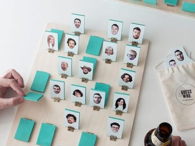 diy guess who almost makes perfect