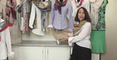 quotThe Best Scarf Videoquot Fashion Tips and Trends About