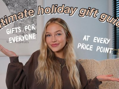 the ultimate holiday gift guide gifts for her for him