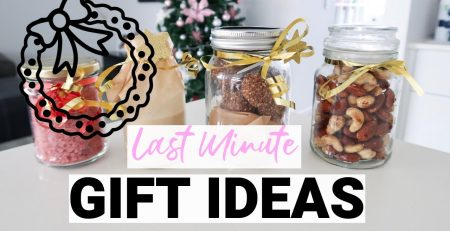 4 CHEAP EDIBLE LAST MINUTE GIFT IDEAS Healthy Gifts