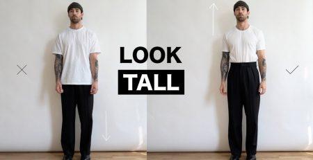 4 Style Tips For Short Men
