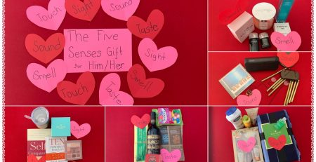 5 SENSES GIFT IDEAS FOR HIMHER ON VALENTINES DAY by