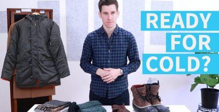 7 Winter Wardrobe Essentials for Men Men39s Winter Fashion