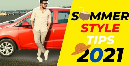 8 COOL Summer Style Tips For Indian Men Summer