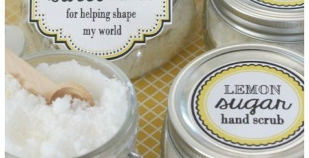 Bless Your Sweet Hands Lemon Sugar Hand Scrub and free