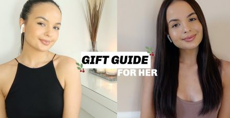 CHRISTMAS Gift Guide FOR HER Makeup Designer Clothes amp MORE