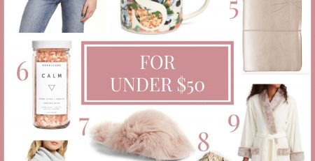 Christmas Gift Ideas for Her Under 50