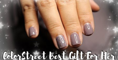Color Street the BEST holiday gift for her Holiday