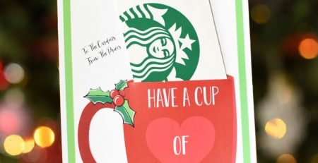 Cup of Cheer Holiday Gift Idea