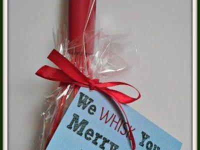Easy and Inexpensive DIY Christmas Gift Idea Free Printable