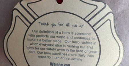 Firefighter Appreciation Gift Free Printable Tags Laguna Lane