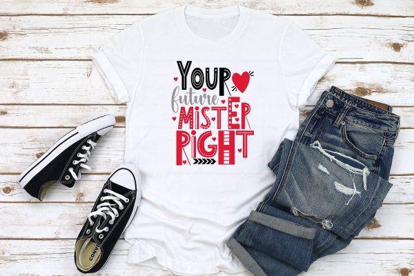 Future Mister Right TShirt2