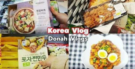 GROCERY SHOPPING IN SOUTH KOREA 8 KOREAN NEW YEAR FOODS