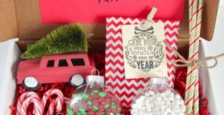 Gift Idea DIY Hot Cocoa Kit Smashed Peas
