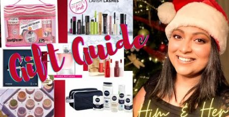 Gift Ideas for HIM amp HER Gift Guide 2020