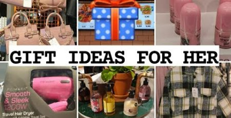 Gift ideas for herThe Body shop