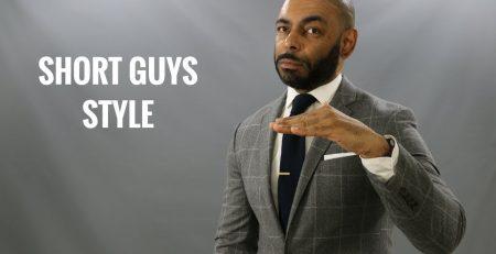 How Short Men Should DressTop10 Best Short Guy Style TipsHow