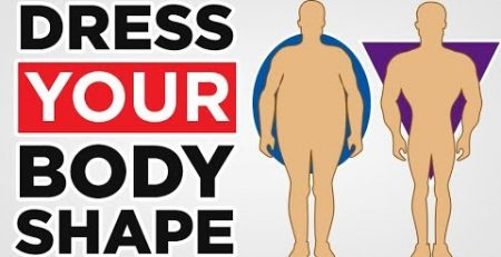 How To Dress Your Body Shape Muscular Skinny Fat Fashion