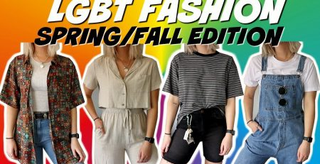 LGBT FASHION TIPS FOR FALL OR SPRING