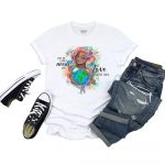 Love Sweet Love Mother Earth TShirt