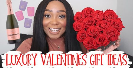 Luxury Valentines Day Gift Ideas Easy Gift Ideas for Her