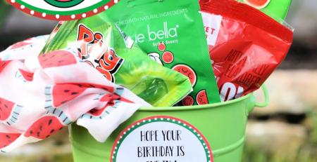 One in a Melon Birthday Gift for Her – Fun Squared