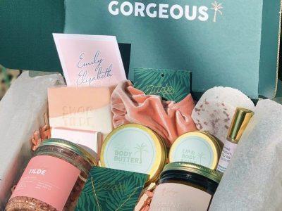 Quarantine Gift Box Birthday Gift Set for Her