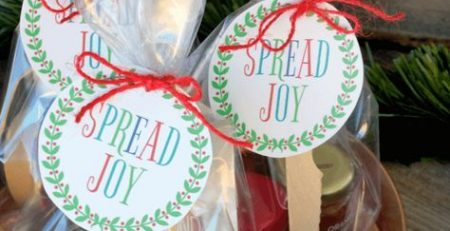 Spread Joy DIY Handmade Gift