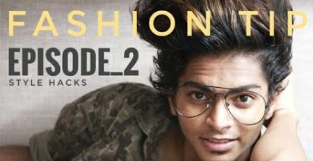 Style hack fashion tips episode 02