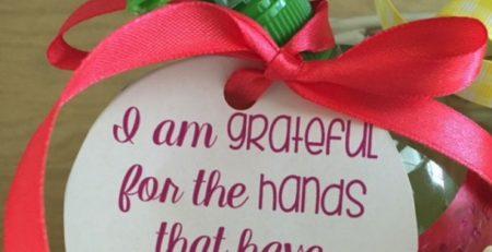 Teacher Appreciation Gift FREEBIE Mrs Richardsons Class