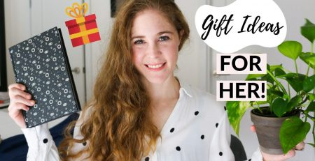 The GIFT GUIDE for HER What to buy that MINIMALIST