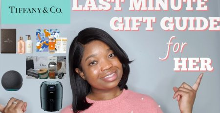 The Ultimate Last Minute Christmas Gift Guide for HER