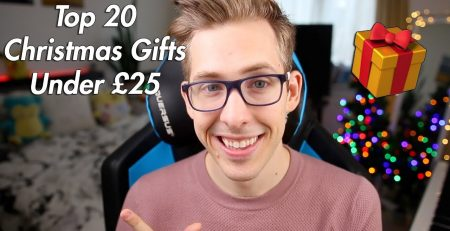 Top 20 Christmas Gifts Under 25 Him Her