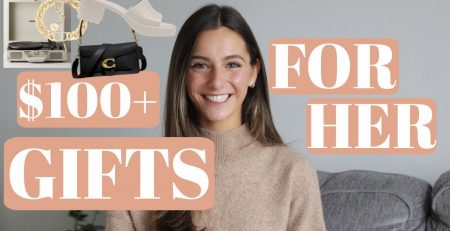 ULTIMATE GIFT GUIDE FOR HER 100 Carly Medico